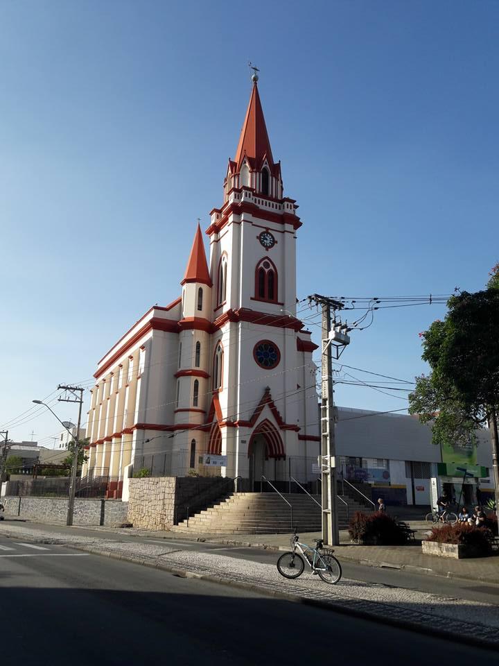 Paróquia Senhor Bom Jesus do Portão em Curitiba