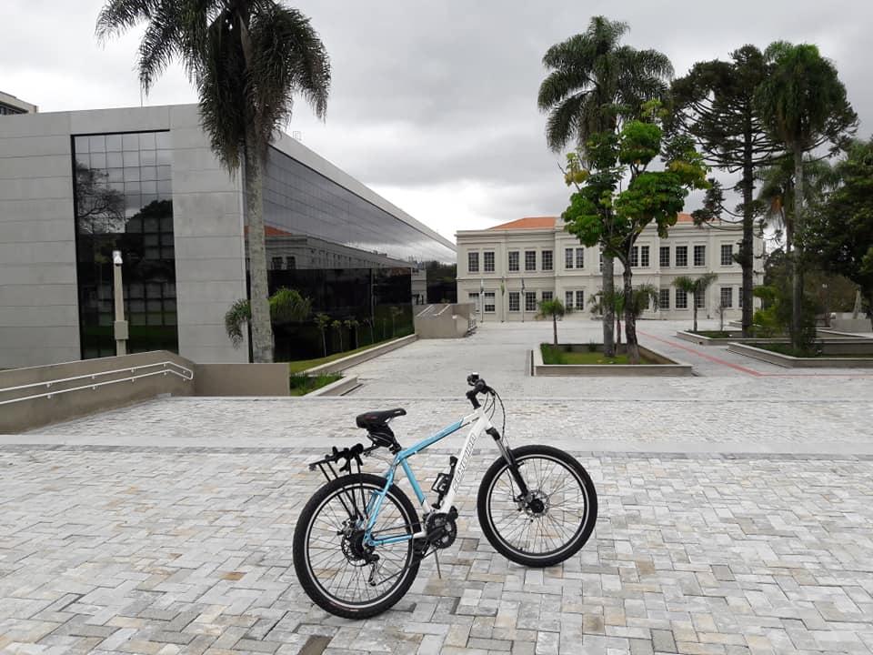 Antigo presídio do Ahú em Curitiba.