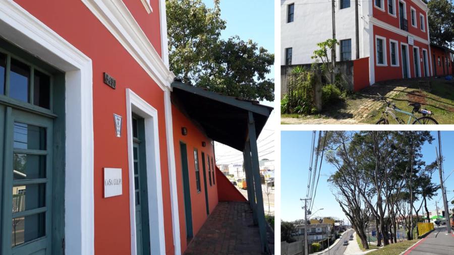Casa Culpi, construída em 1887 por Giovanni Baptista Culpi (residência da família e comércio de secos e molhados). Fica na Manoel Ribas, 8.450 (bairro anexo: Butiatuvinha).