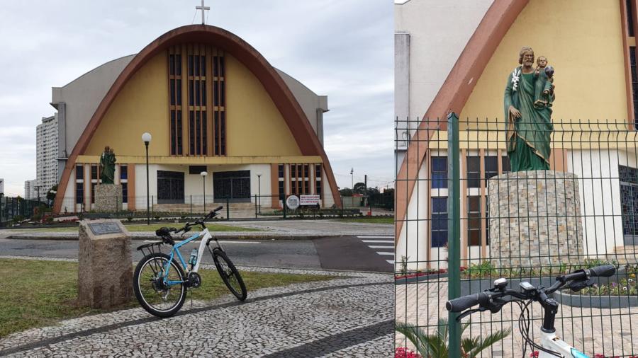 Paróquia Santuário São José do Capão Raso.