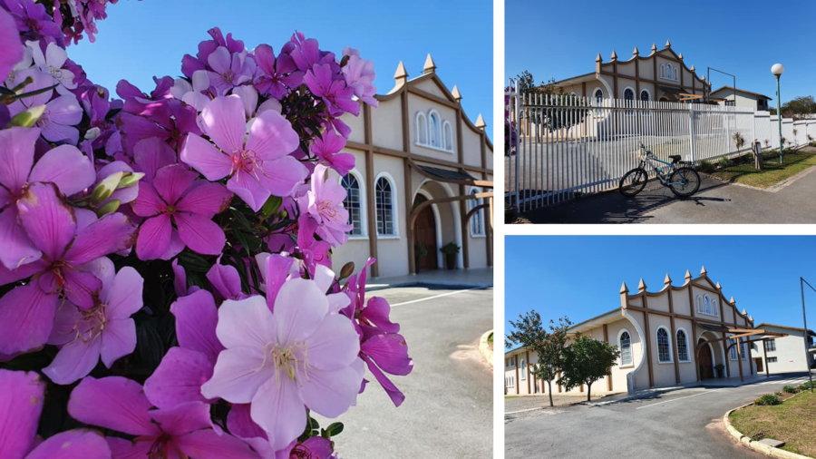 Paróquia Santa Margarida.