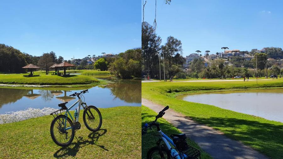 Parque Tingui.
