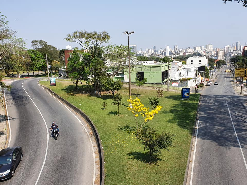 Vista do bairro Alto da XV