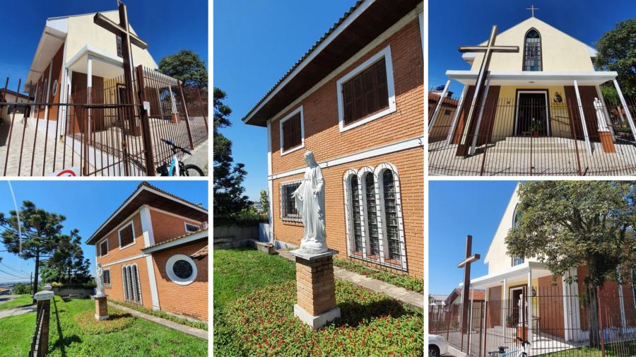 Paróquia Santo Antonio na Alferes Polis.
