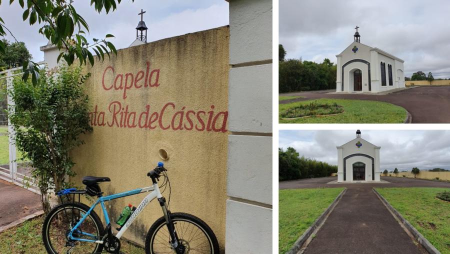 Capela Santa Rita de Cássia no Tarumã