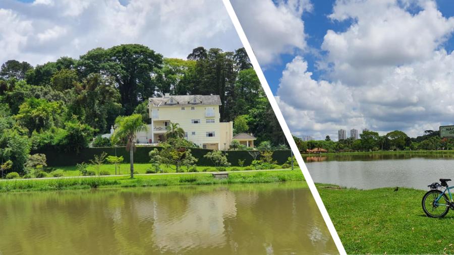 Parque General Iberê de Matos (Parque Bacacheri, com 152 mil m2).
