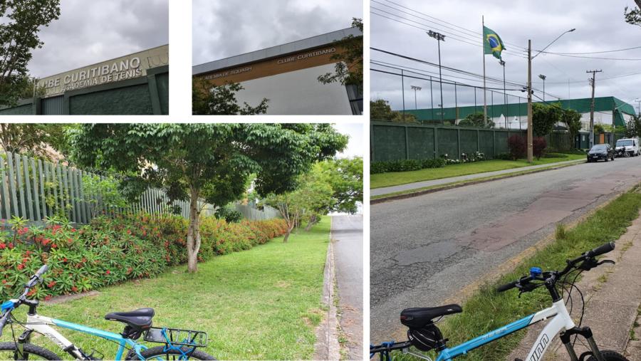 Clube Curitibano (Academia de Tênis e Academia de Squash)