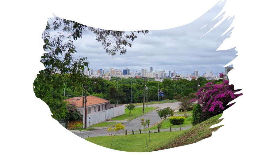 Do Guabirotuba: um cartão postal de Curitiba!