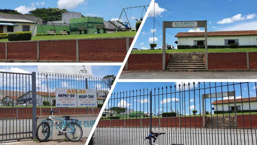 Esporte Clube Olímpico de 1954 (que se chamava Boqueirão Esporte Clube: a mudança de nome ocorreu em 1970).