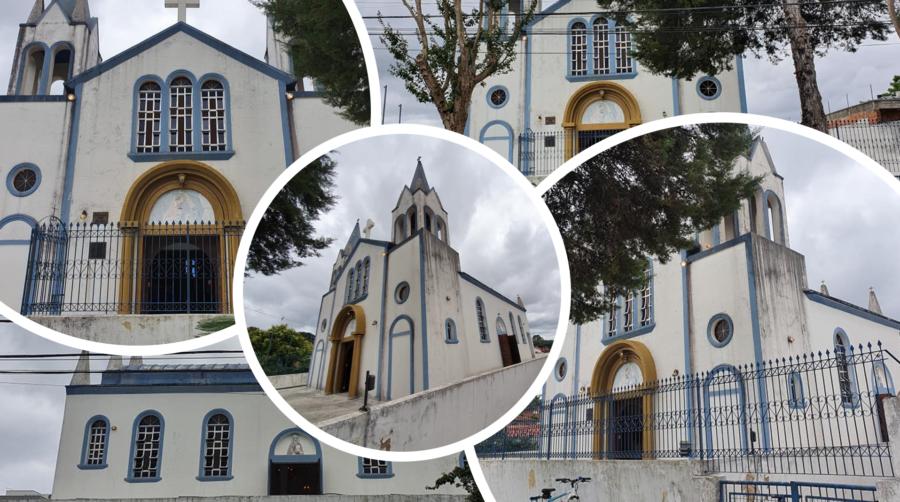 Igreja Ortodoxa Grega de São Savas.