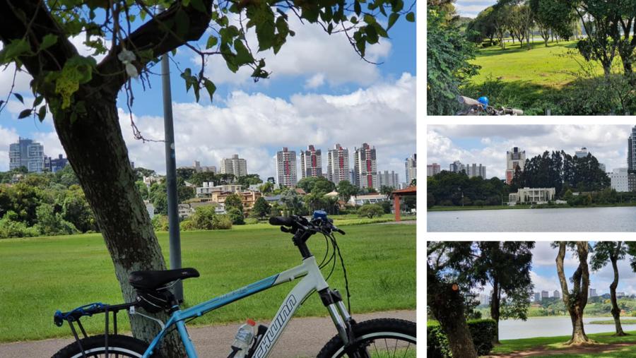 Parque Barigui.