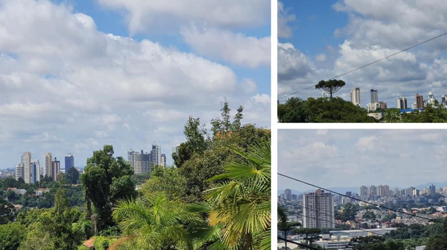 Panoramas do Santo Inácio.