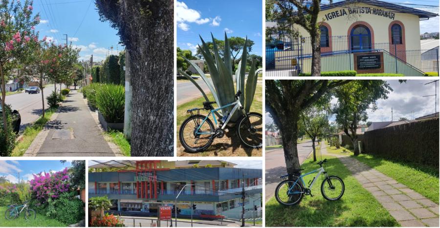 Show de ciclovia no Bairro Alto, Igreja Batista Maranata e Shopping Bairro Alto.