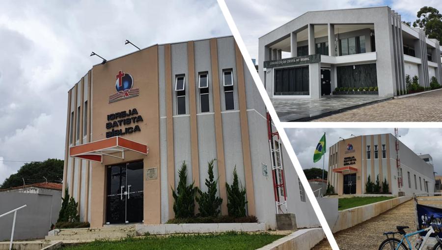 Igreja Batista Bíblica e Congregação Cristã no Brasil.